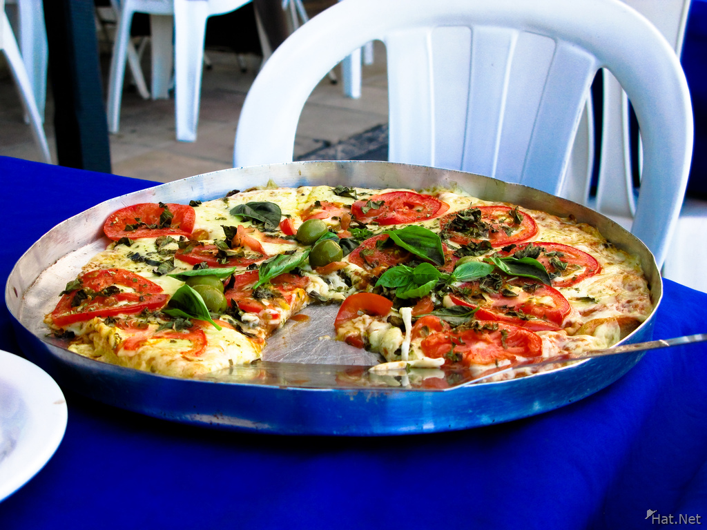 food--pizza in vivabella corumba
