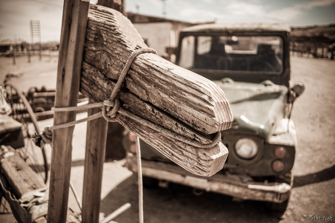 Humberstone Hobby Horse and the Jeep