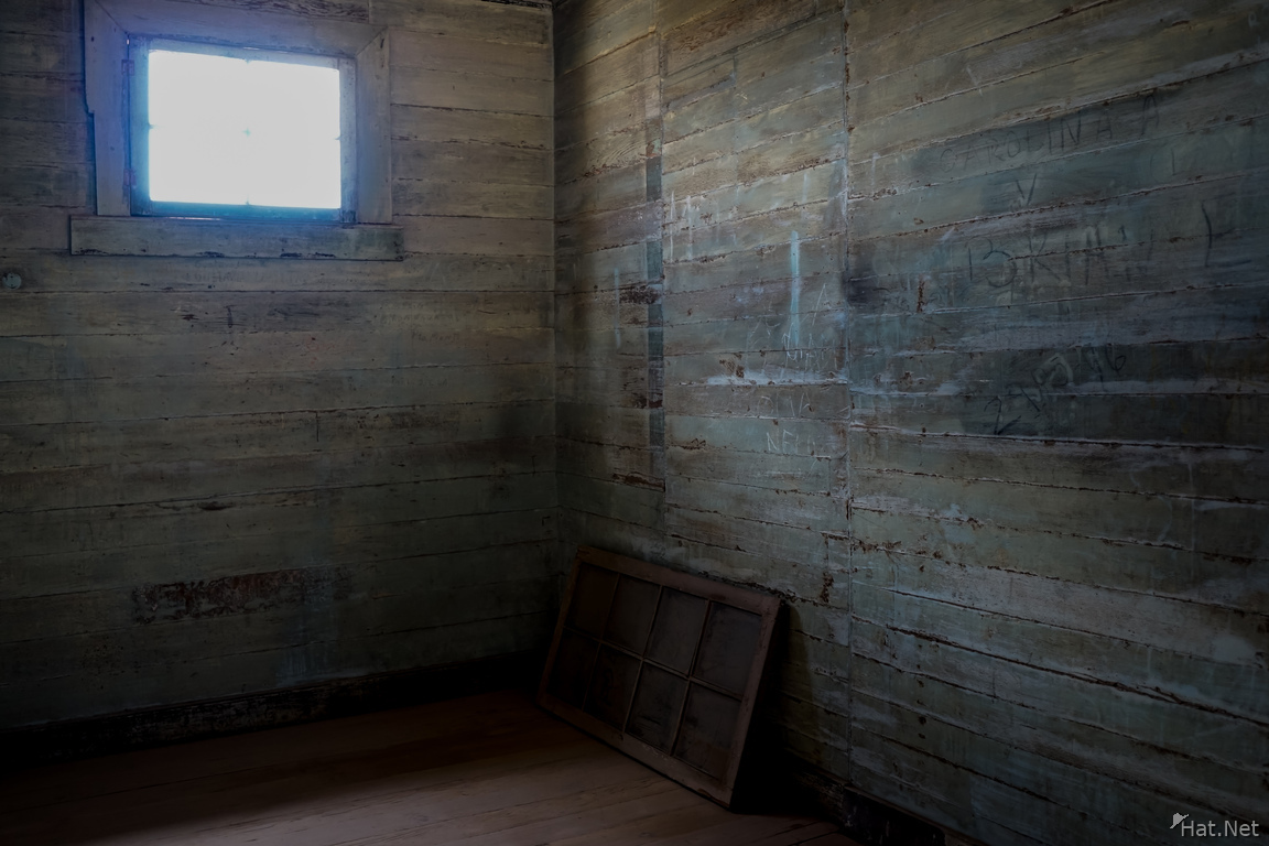 Humberstone creepy room