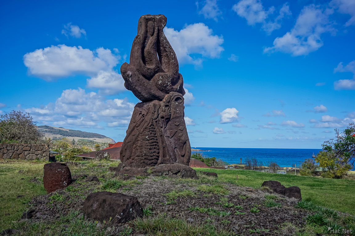The dating of Easter Island