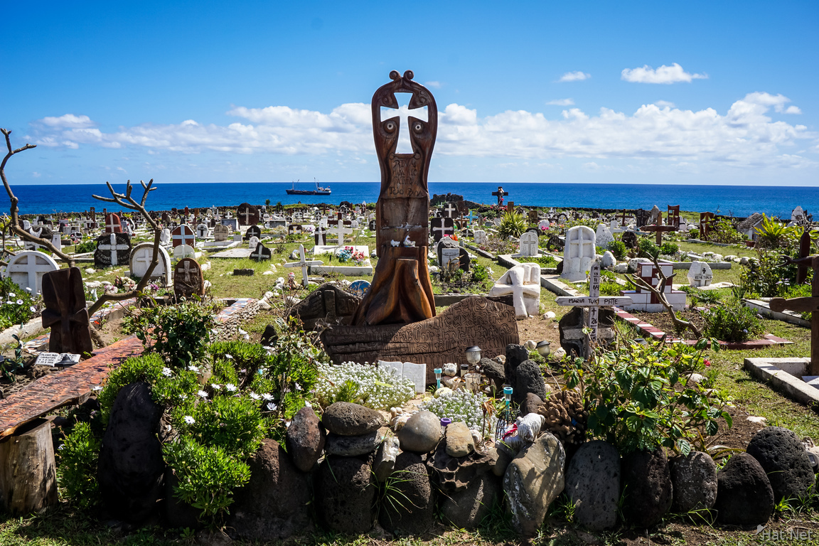 Easter Island Cemetery