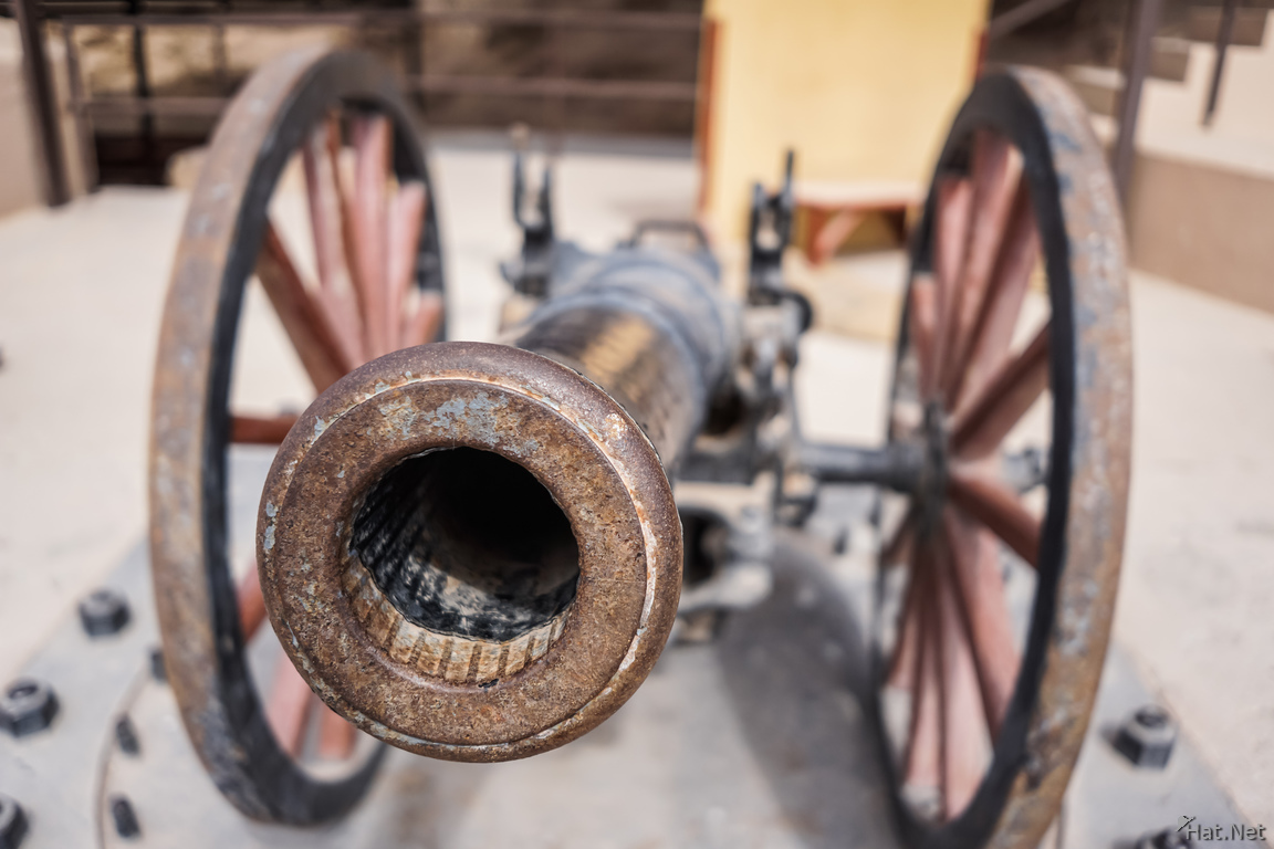 cannon of Arica