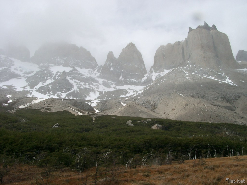 horns of the paine