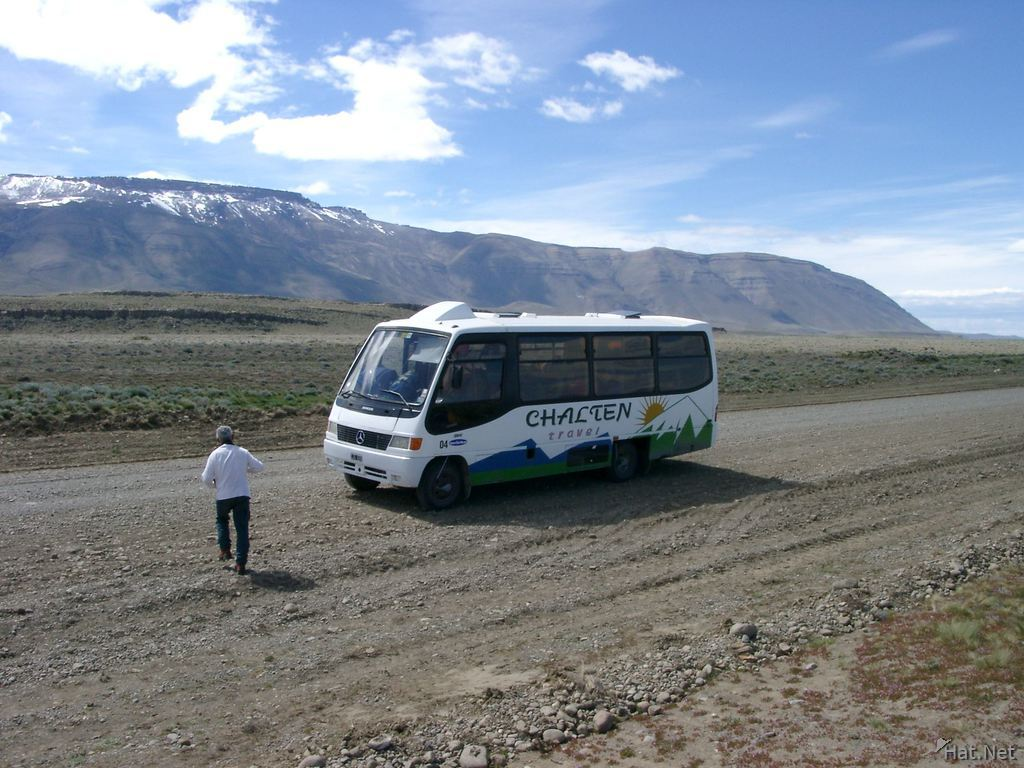 bus to fitz roy