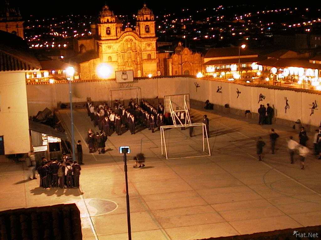 school in cuzco