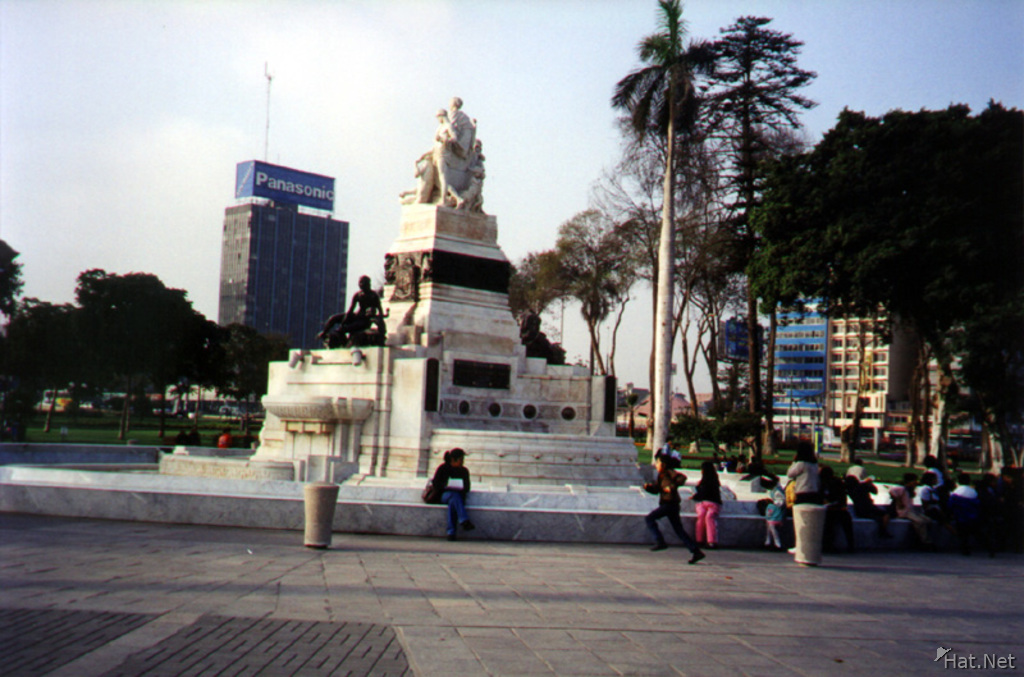 chinese monument